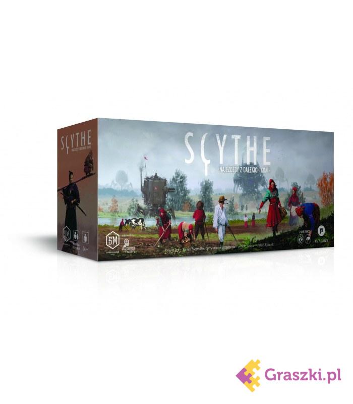 Scythe Najeźdźcy z dalekich krain | Phalanx
